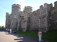 hrad Windsor Castle